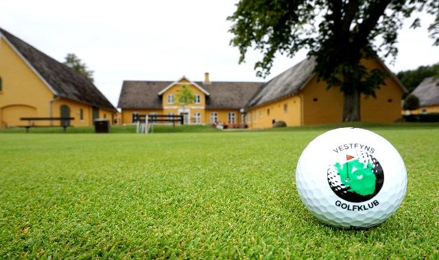 Spil Vestfyns Golfklub til halv greenfee