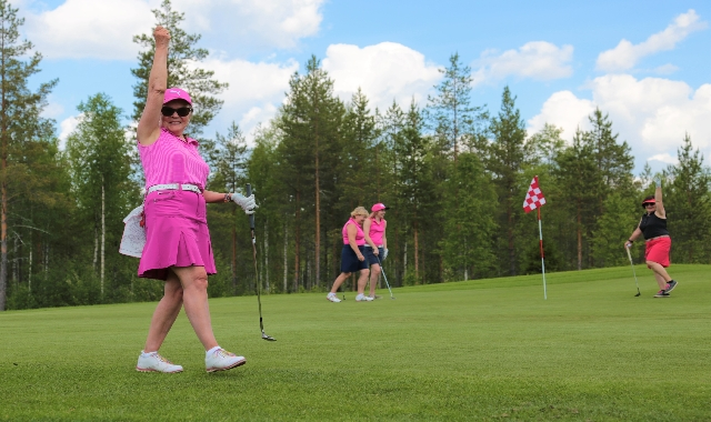 golf spil